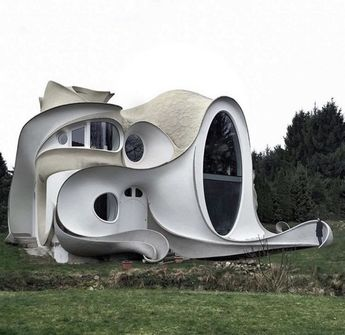 25+ Strange and Unique Home Design Ideas That Can Inspire You