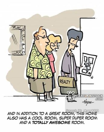 Realtor Cartoons and Comics - funny pictures from CartoonStock
