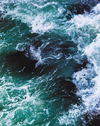Image gratuite sur Pixabay - Paysage Marin, Vagues De L'Océan