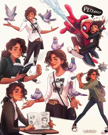 MJ AND PETER FOR LIFE <3
