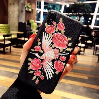 Ruo Dawn Bird iPhone Cases-Plastic-Ruo Dawn-22-For iphone 6 6S-TouchyStyle  Compatible iPhone Model: iPhone 6,iPhone 6 Plus,iPhone 6s,iPhone 6s plus,iPhone 7,iPhone 7 Plus,iPhone 8 Plus,iPhone 8,iPhone X.