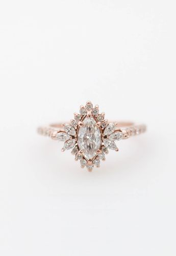 16 Alternatives to the Traditional Diamond Engagement Ring