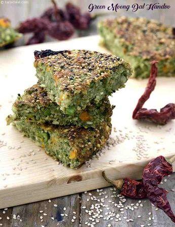 Calories of Green Moong Dal Handvo