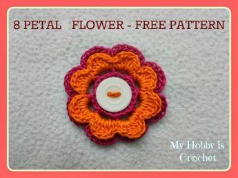 my free crochet patterns tutorials