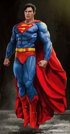 ArtStation - Super Man, J C ROCHA