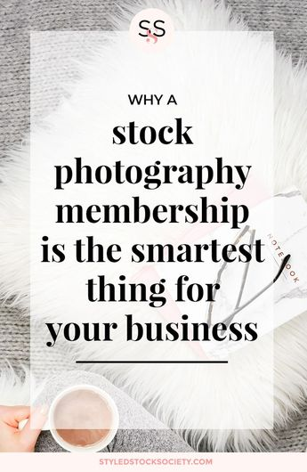 Why A Styled Stock Photography Membership Is Right For You - Styled Stock Society