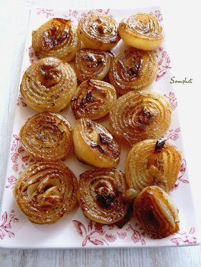*Oignons au thym* - La fourchette gourmande