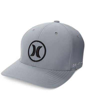 promo code edd05 2ec13 ... get hurley mens dri fit bali embroidered logo hat 5740b 269be