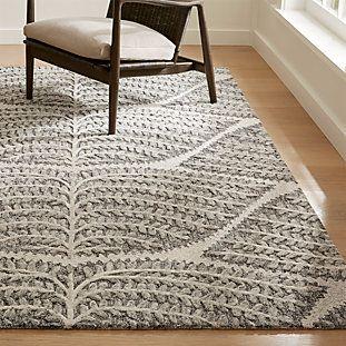 Tremendous Crate Barrel Juno White Persian Style Handmade 100 Wool Uwap Interior Chair Design Uwaporg