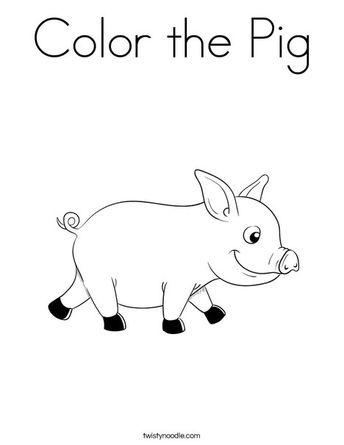 Activitati Pentru Copii Planse De Colorat Animale Domesti