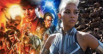 'Kung Fury 2' Recruits 'X-Men' Star Alexandra Shipp