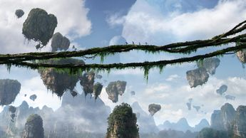 AVATAR : Breathtakingly beautiful. Genuinely changing the game with its lavishly designed world of wonders. On the lush alien world of Pandora live the Na'vi, beings who appear primitive but are highly evolved. Like real life, it ends in a fight for survival of the indigenous people......