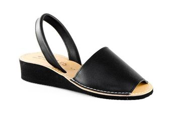 567f412a9a6 Avarcas Menorca leather with Wedge for Woman Size 35 36 37 38 39 40 41