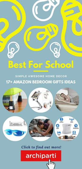 How To Make The Most Of A Small Bedroom: 27+ Cool Bedroom Things List For Awesome Bedrooms