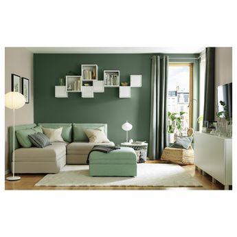 IKEA - SANELA Cushion cover light beige