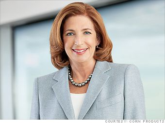 Most Powerful Women in Business 2012