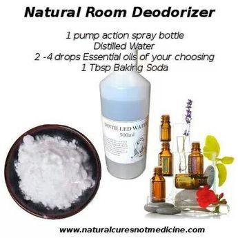 Natural Home Deodorizer