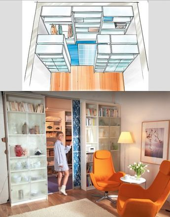 Home Decorating Ideas Bathroom Create a walkin closet
