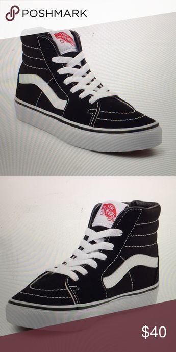 0ad103edd0 vans high tops Slightly used. In great shape Vans Shoes Sneakers