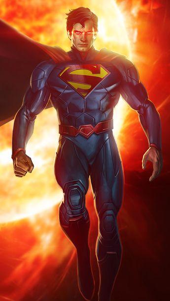 Super Man - Infinite Crisis