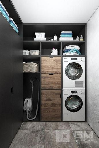 70 Best DIY Small Farmhouse Laundry Room Ideas 2019 - Page 29 of 69