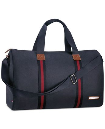 Receive a Complimentary Duffel Bag with large spray purchase from the Tommy  Hilfiger Th Bold fragrance a79a5e6be205e
