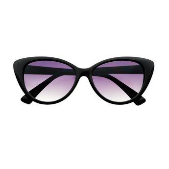 82229b17f1 Glamorous Retro Fashion Designer Style Womens Cat Eye Sunglasses C02