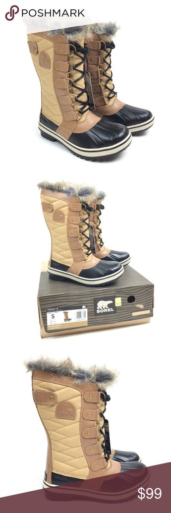 Sorel Womens Tofino II Curry Fawn Boots Faux Fur Sorel Womens Tofino II Curry Fawn Boots Faux Fur Tall, new in box Sorel Shoes Winter & Rain Boots
