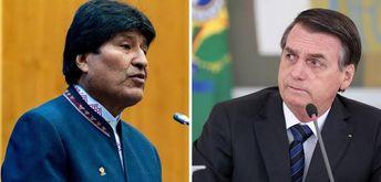 Bolsonaro defende voto impresso após renúncia de Morales