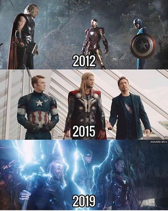Which year have the Avengers had the best movie?! #comicsandcoffee