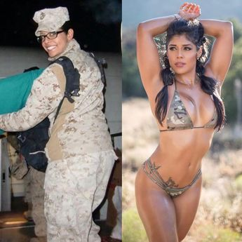 21 Of The Hottest Patriotic Women That Currently Serve In The US Army