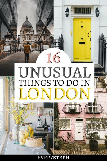 17 Unusual Things To Do in London Off The Beaten Path