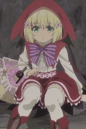 Anime: Grimms Notes The Animation Episode: 1 Blog Post: Anime meets Grimms Brothers Fairy Tails in Grimms Notes The Animation