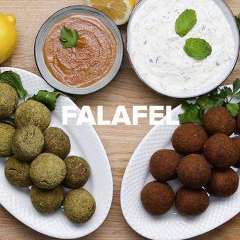 Two Ways To Make Homemade Falafel