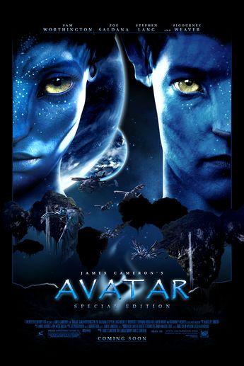 Avatar Special Edition Poster by ~J-K-K-S on deviantART