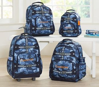 23842a6d3c Backpacks for the Entire Family from Beckmann