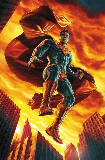 DC Comics: Reveladas capas variantes para a Action Comics #1000