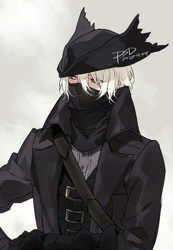 BloodBorne,Dark Souls,фэндомы,Lady Maria,BB персонажи,atut