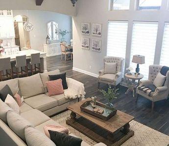 48 Comfy Modern Farmhouse Sunroom Decor Ideas