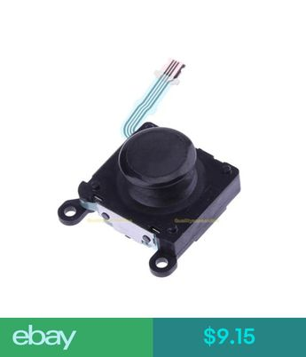 Replacement Parts & Tools 3D Analog Left Right Joystick Con