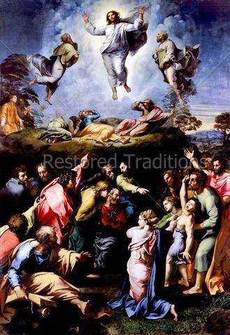Transfiguration – Raphael