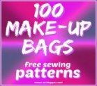52 Trendy Diy Makeup Bag Pattern Signs #diy #makeup