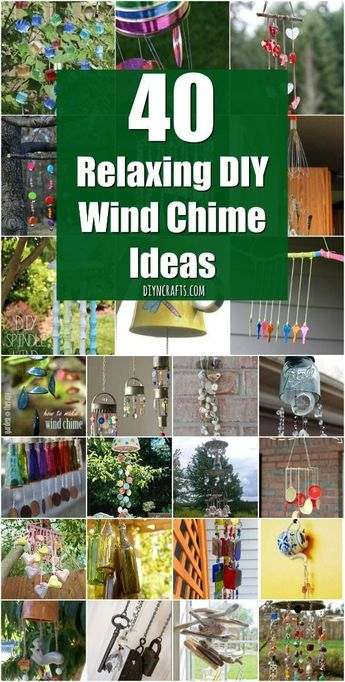 40 Relaxing Wind Chime Ideas To Fill Your Outdoors With Beautiful Sounds