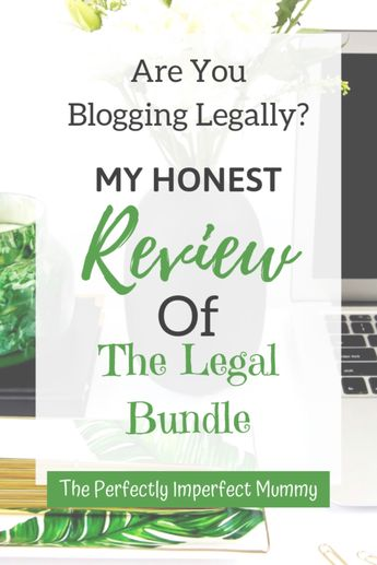 Are you blogging legally?, I wasn't and didn't even realise!!. Upon researching necessary legal pages required by ALL blogs (it isn't optional), I found the Legal Bundle from ASelfGuru to be the most comprehensive and definitely the most affordable option plus it came with lots of bonuses too!!. Read on to read my very honest review of my experience. #legal #legalpages #templates #thelegalbundle #review #honest #blogger #blogging