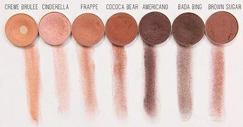 Best Makeup Geek Shadows