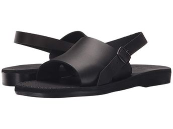 Jerusalem Sandals Aravah - Mens Men's Shoes Black