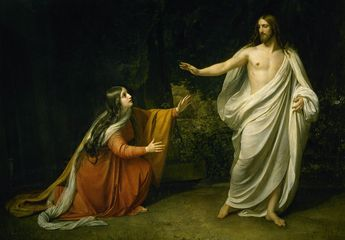 Scribes tried to blot her out. Now a scholar is trying to recover the real Mary Magdalene
