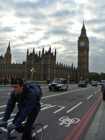 bicycle @ London
