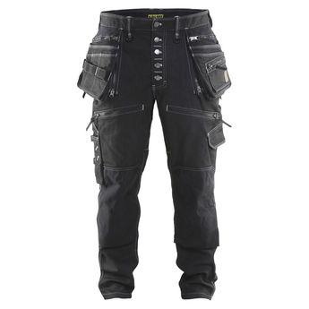 Pantalon x1900 artisan Cordura Denim Stretch 2D 1999 Blaklader