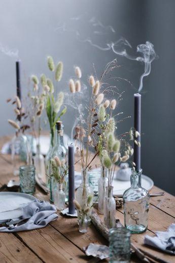 Fleurs séchées 10 idées très déco pour la maison